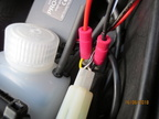 power and container